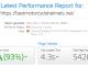 Website stats screenshot